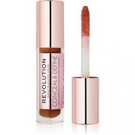 Makeup Revolution Conceal & Define folyékony korrektor árnyalat C14 3,4 ml
