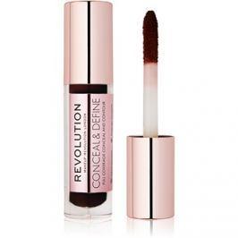Makeup Revolution Conceal & Define folyékony korrektor árnyalat C18 3,4 ml