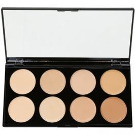 Makeup Revolution Cover & Conceal korrektor paletta árnyalat Light - Medium 10 g