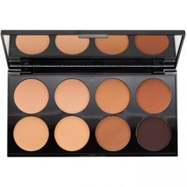 Makeup Revolution Cover & Conceal korrektor paletta árnyalat Medium - Dark 10 g