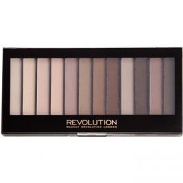 Makeup Revolution Essential Mattes 2 szemhéjfesték paletták  14 g