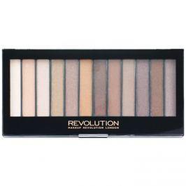 Makeup Revolution Essential Shimmers szemhéjfesték paletták  14 g