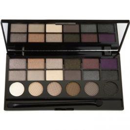 Makeup Revolution Hard Day szemhéjfesték paletták  13 g