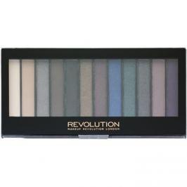 Makeup Revolution Hot Smoked szemhéjfesték paletták  14 g