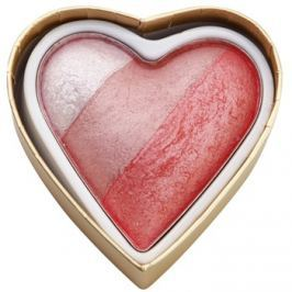 Makeup Revolution I ♥ Makeup Blushing Hearts arcpirosító árnyalat Bursting With love 10 g