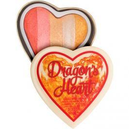 Makeup Revolution I ♥ Makeup Dragon's Heart bőrélénkítő arcra és szemre  10 g