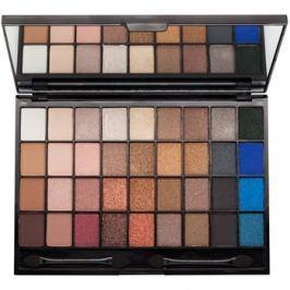 Makeup Revolution I ♥ Makeup Explicit Content szemhéjfesték paletták tükörrel és aplikátorral  28 g