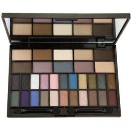 Makeup Revolution I ♥ Makeup Fast Love szemhéjfesték paletták  14 g