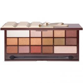 Makeup Revolution I ♥ Makeup Golden Bar szemhéjfesték paletták  22 g