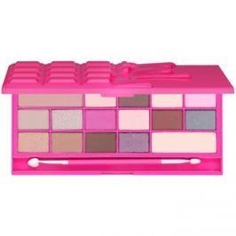 Makeup Revolution I ♥ Makeup Chocolate Love szemhéjfesték paletták  22 g