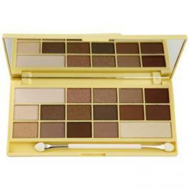 Makeup Revolution I ♥ Makeup Naked Chocolate varázslatos szemhéjfesték paletta  22 g