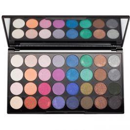 Makeup Revolution Mermaids Forever szemhéjfesték paletták tükörrel  20 g