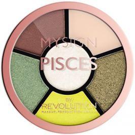 Makeup Revolution My Sign szemhéjfesték paletta árnyalat Pisces  4,6 g