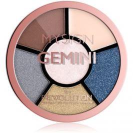 Makeup Revolution My Sign szemhéjfesték paletta árnyalat Gemini 4,6 g