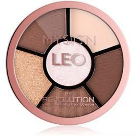 Makeup Revolution My Sign szemhéjfesték paletta árnyalat Leo 4,6 g