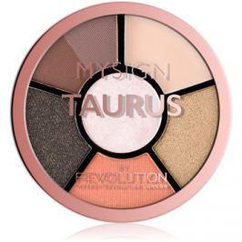 Makeup Revolution My Sign szemhéjfesték paletta árnyalat Taurus 4,6 g