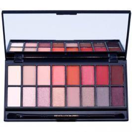 Makeup Revolution New-Trals vs Neutrals szemhéjfesték paletták tükörrel és aplikátorral  16 g