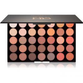 Makeup Revolution Pro HD szemhéjfesték paletták árnyalat Inspiration 30 g