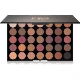 Makeup Revolution Pro HD szemhéjfesték paletták árnyalat Luxe 30 g