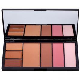 Makeup Revolution Protection paletta az egész arcra árnyalat Medium/Dark 19 g