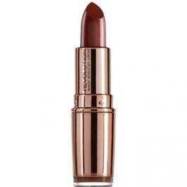 Makeup Revolution Rose Gold hidratáló rúzs árnyalat Chauffeur 4 g