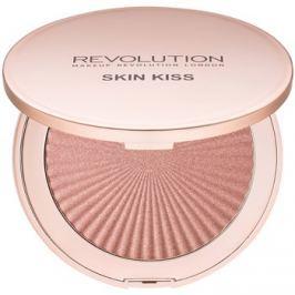 Makeup Revolution Skin Kiss élénkítő árnyalat Peach Kiss 14 g
