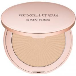 Makeup Revolution Skin Kiss élénkítő árnyalat Golden Kiss 14 g
