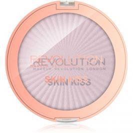 Makeup Revolution Skin Kiss bőrélénkítő arcra és szemre árnyalat Pink Kiss 14 g