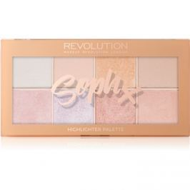 Makeup Revolution Soph X bőrvilágosító paletta 8 x 2 g