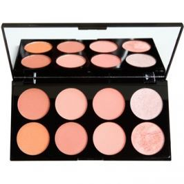 Makeup Revolution Ultra Blush arcpirosító paletta árnyalat Hot Spice 13 g