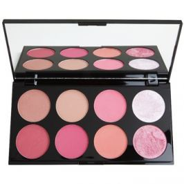 Makeup Revolution Ultra Blush arcpirosító paletta árnyalat Sugar and Spice 13 g