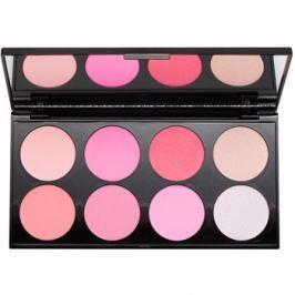 Makeup Revolution Ultra Blush All About Pink arcpirosító paletta  13 g
