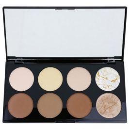 Makeup Revolution Ultra Contour arckontúr paletta  13 g