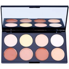 Makeup Revolution Ultra Cream Contour arckontúr paletta  13 g