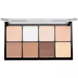 Makeup Revolution Ultra Pro HD Fair krém paletta az azr kontúrjaira  20 g