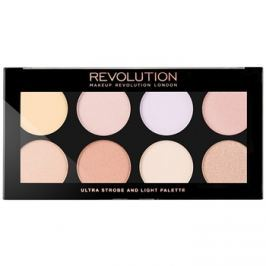 Makeup Revolution Ultra Strobe and Light élénkítő paletta  15 g