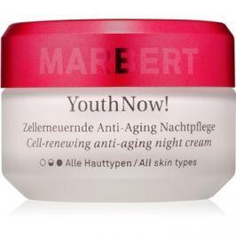 Marbert Anti-Aging Care YouthNow! ráncellenes éjszakai krém a bőrsejtek megújulásáért  50 ml
