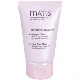 MATIS Paris Réponse Délicate nyugtató maszk az érzékeny arcbőrre  50 ml