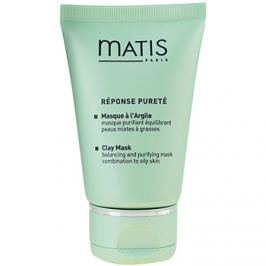 MATIS Paris Réponse Pureté tisztító maszk zsíros bőrre  50 ml