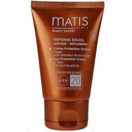 MATIS Paris Réponse Soleil napozókrém arcra SPF 20  50 ml