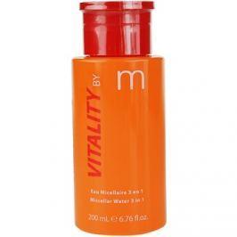 MATIS Paris Vitality by M sminklemosó víz 3 az 1-ben  200 ml