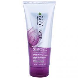 Matrix Biolage Advanced Fulldensity kondicionáló a haj átmérőjének megerősítésére, azonnali hatással parabénmentes  200 ml