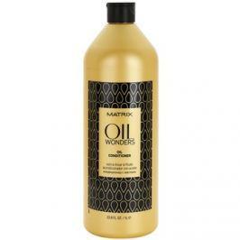 Matrix Oil Wonders tápláló kondícionáló argánolajjal  1000 ml