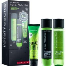 Matrix Total Results Texture Games kozmetika szett I.