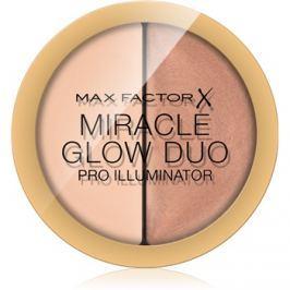 Max Factor Miracle Glow krémes élénkítő készítmény árnyalat 20 Medium 11 g