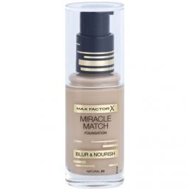 Max Factor Miracle Match folyékony make-up hidratáló hatással árnyalat 50 Natural 30 ml