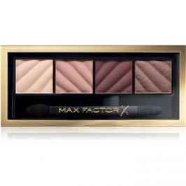 Max Factor Smokey Eye Matte Drama Kit szemhéjfesték paletták árnyalat 20 Rich Roses