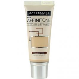 Maybelline Affinitone hidratáló make-up árnyalat 03 Light Sand Beige 30 ml