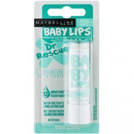 Maybelline Baby Lips Dr Rescue hidratáló ajakbalzsam hűsítő hatással árnyalat Too Cool 4,4 g