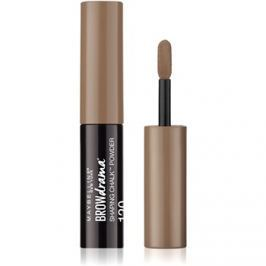 Maybelline Brow Drama púder szemöldökre árnyalat Medium Brown 1 g